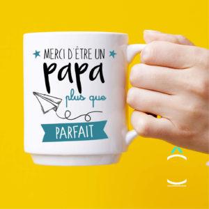 Mug – Merci d'être un papa plus que parfait