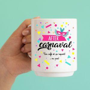 Mug – After carnaval