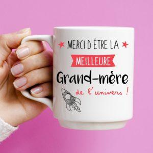 Mug – La meilleure grand-mère