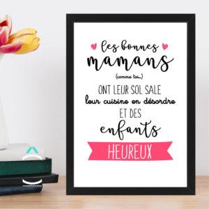 Cadre – Les bonnes mamans (comme toi)