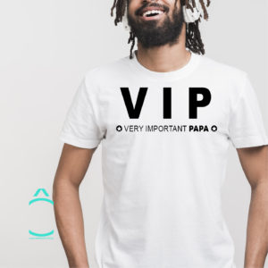 T-shirt – Very Important Papa
