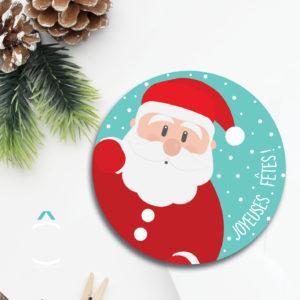 Magnet – Père Noël