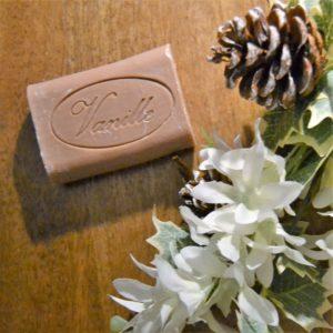 Savon artisanal – Vanille