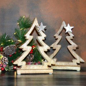 Noël – Sapin en manguier