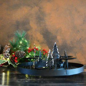 Noël – Bougeoir de l'avent