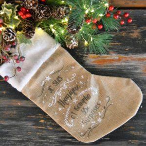 Noël – Chaussette de Noël