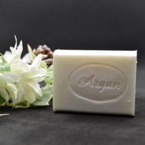 Savon traitant artisanal – Huile d'argan (hydratant)