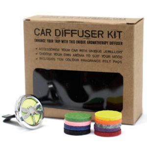 Diffuseur aromathérapie pour voiture – Ailes D'Ange
