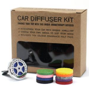 Diffuseur aromathérapie pour voiture – Roue de voiture