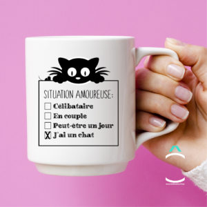 Mug – Situation amoureuse