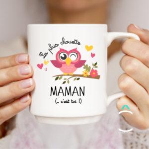 Mug – La plus chouette maman