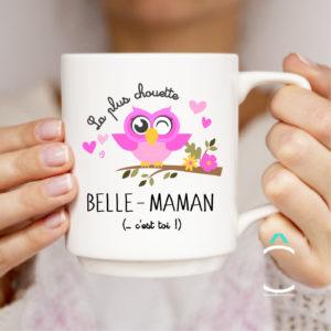 Mug – La plus chouette belle-maman