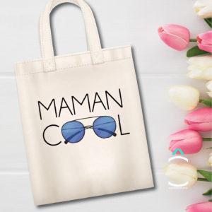 Tote-bag – Maman cool