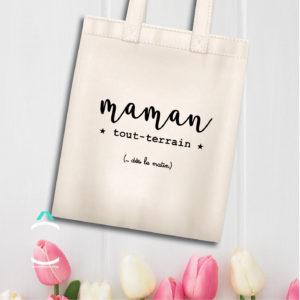 Tote-bag – Maman tout-terrain