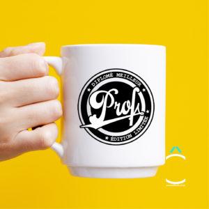 Mug – Diplômé meilleur prof