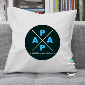 Coussin – Papa (édition collector)