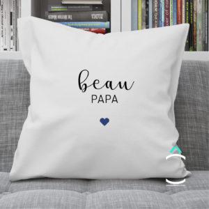 Coussin – Beau-papa