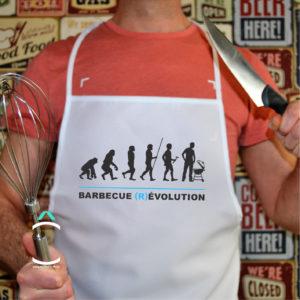 Tablier – Barbecue (ré)volution