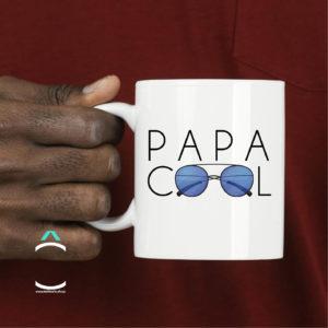 Mug – Papa cool