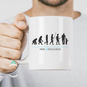Mug – Papa (r)évolution