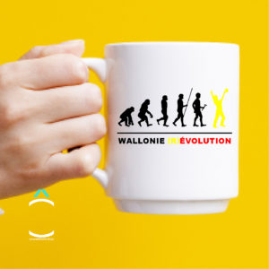 Mug – Wallonie (r)évolution