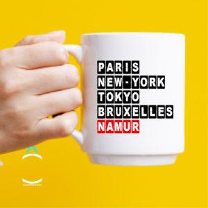 Mug – Namur capitale