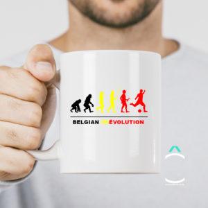Mug – Belgian (r)évolution