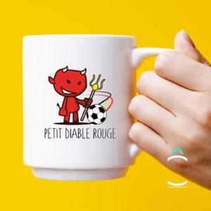 Mug – Petit diable rouge