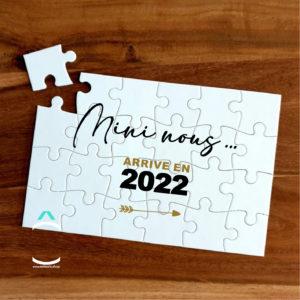 Puzzle – Mini nous arrive en 2022