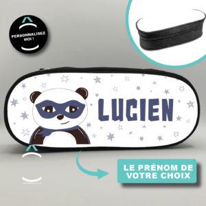 Trousse personnalisée – Super panda