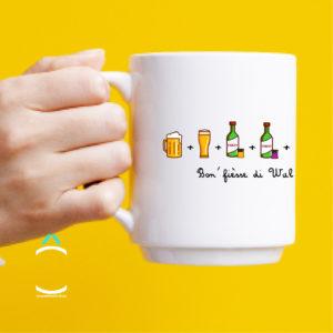 Mug – Bon' fièsse di Wallonie !