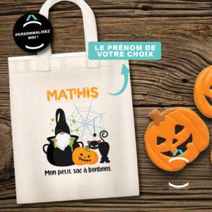 Tote-bag personnalisé – Halloween