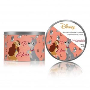 Bougie Disney – La Belle & le Clochard